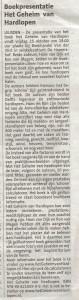Leusder Krant boekbespreking