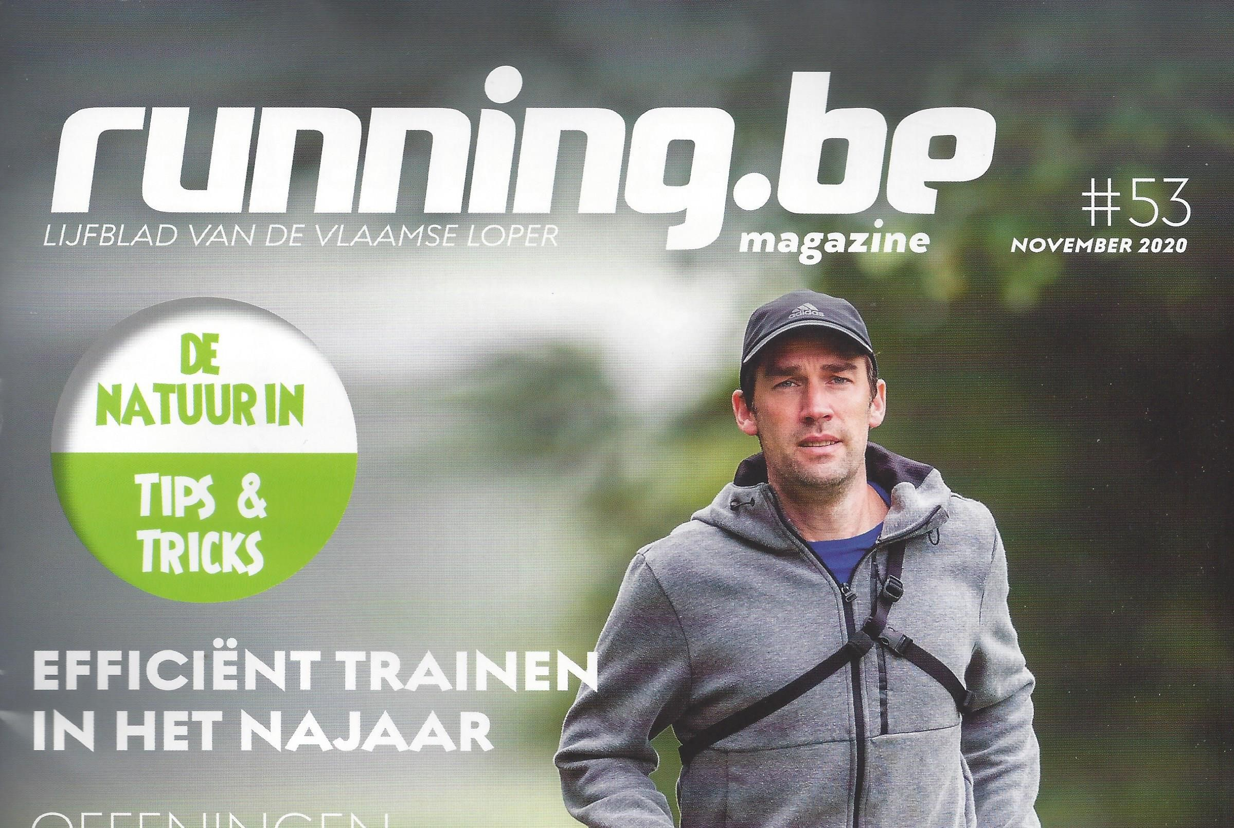 Running.be magazine #53 november 2020