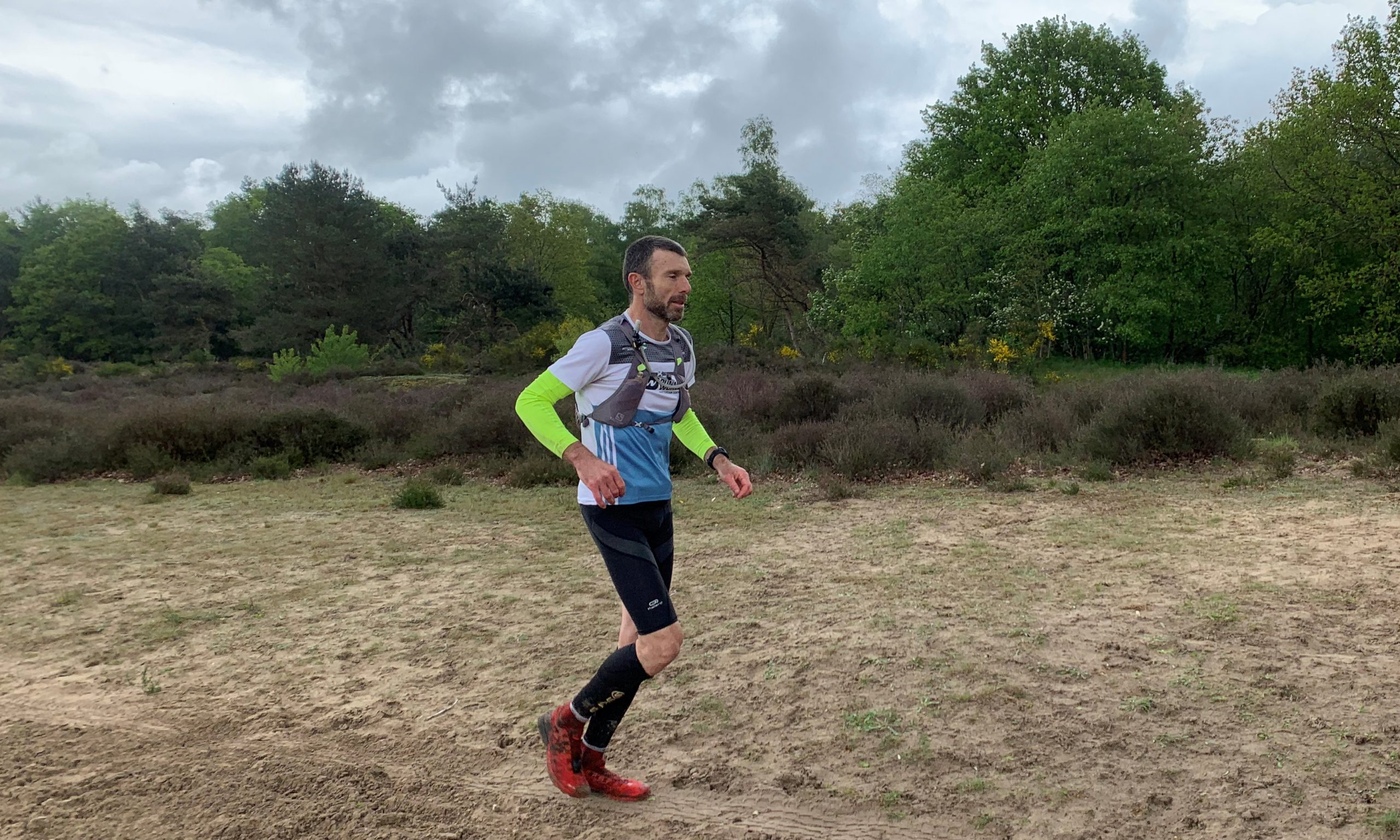 500 km in 78 hours: is it possible to run the Pieterpad-trail even faster?